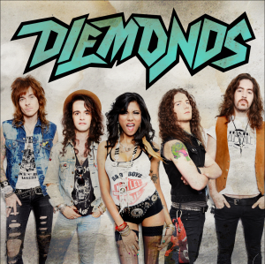Diemonds Band Shot