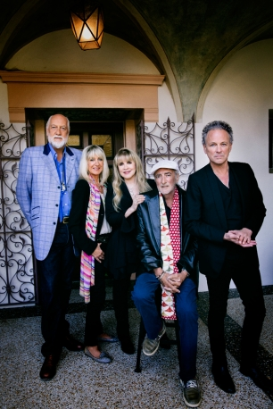 Fleetwood Mac Reunion Pic