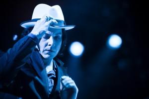 Jack White 2014 Blue Room
