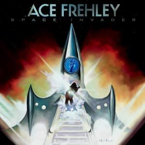 Ace Frehly_Ken Kelly_Space Invader Cover_2014