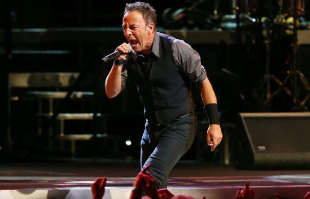 Bruce Springsteen Getty Images