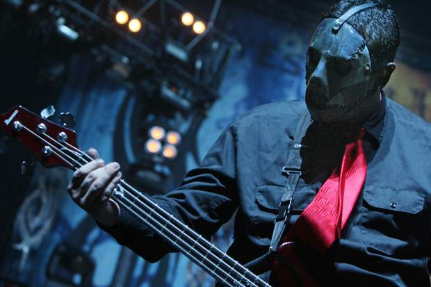 Paul Gray Slipknot