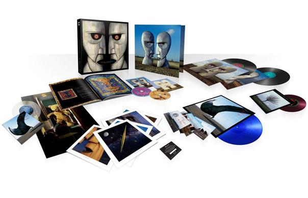 Pink Floyd Division Bell Anniversary Set