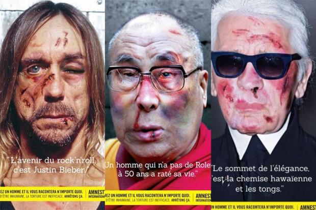 Amnesty International Campaign 2014