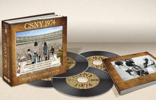 CSNY 1974 Box Set