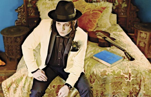 Jack White UK Dates