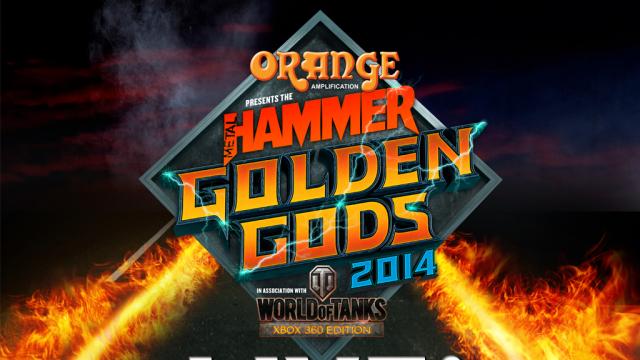 Metal Hammer Golden Gods 2014 640x360
