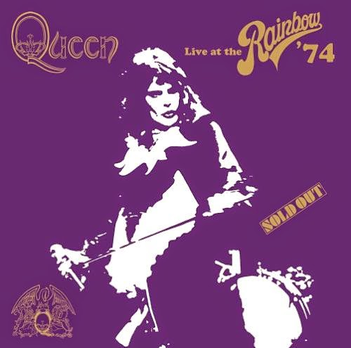 Queen Live at the Rainbow 74