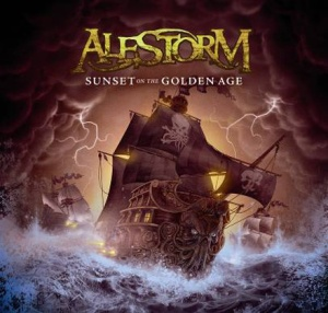 Alestorm Golden Age Cover 2014