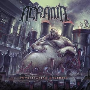 Arcania Album Cover
