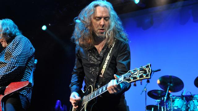 Thunder And Whitesnake Perform In Sheffield