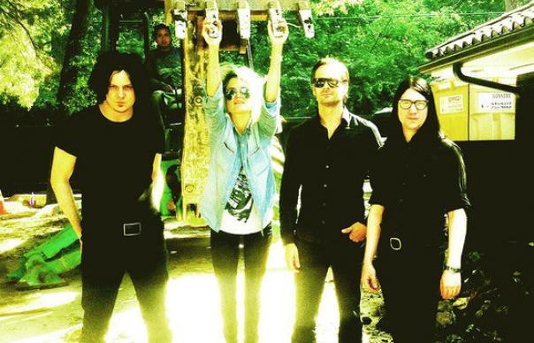 Dead Weather Promo Shot