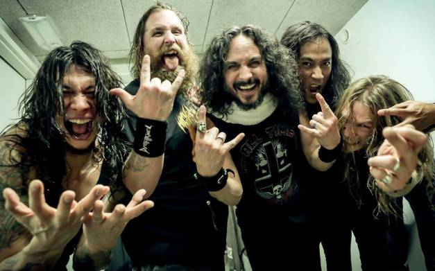 Death Angel 2014