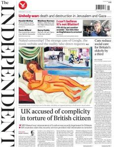 Independent Cover - DinS - Censorship Story