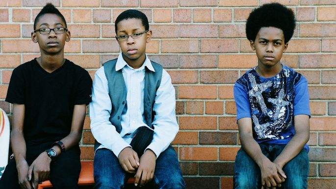 Unlocking The Truth Band Shot