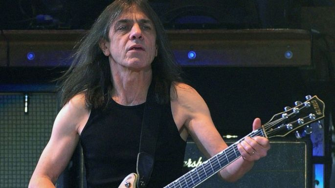 Malcolm Young ACDC