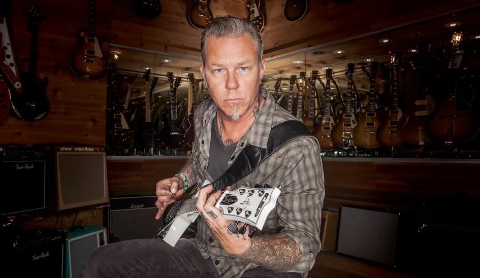 """Metallica's James Hetfield: """"I need your help tonight!"""" – Skin"""