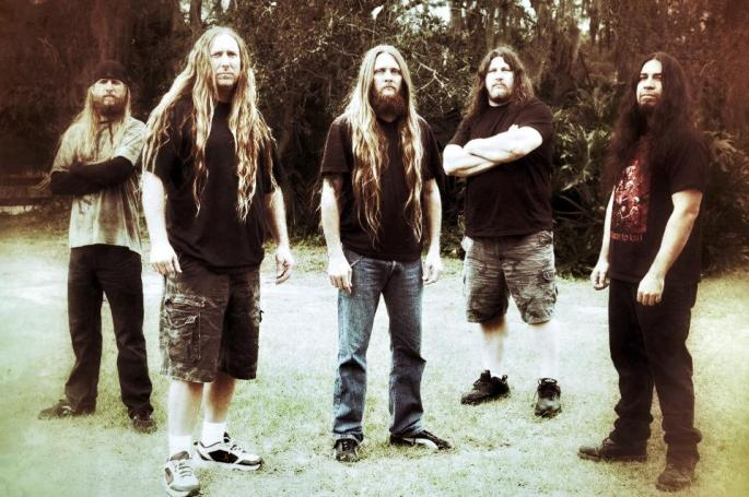 Obituary Band Shot