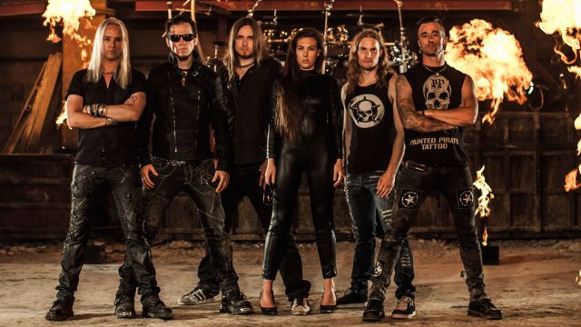 Amaranthe Video Cap Crop 640x360