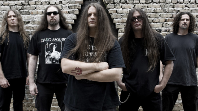 Cannibal Corpse Band Shot 2014