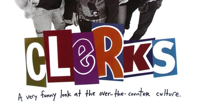 Clerks Post Logo