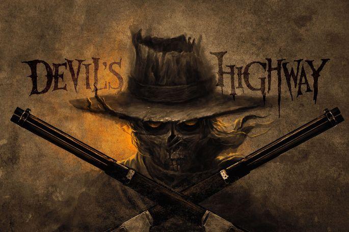Devil's Highway Banner