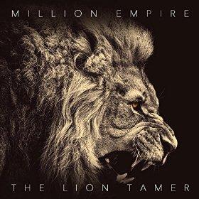 Million Empire - The Lion Tamer EP Cover
