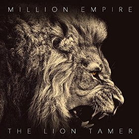 Million Empire - The Lion Tamer EP Cover