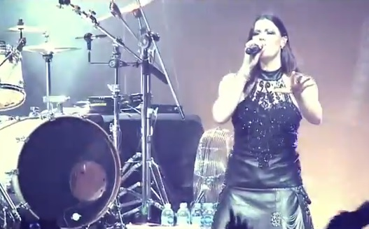 Nightwish Live Crop