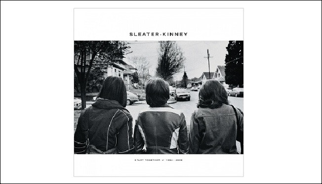 Sleater Kinney Start Together