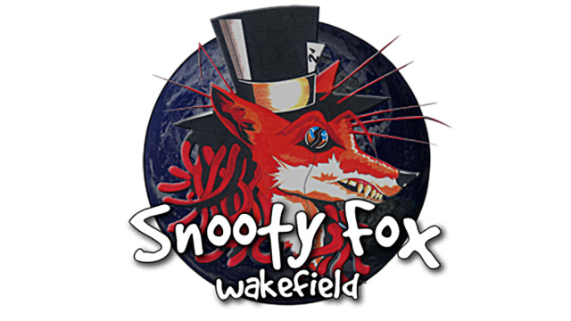 The Snooty Fox Wakefield Logo 640x360 Crop