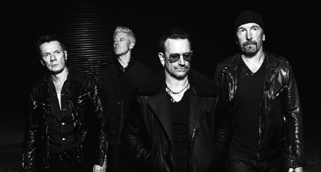 U2 Band Crop