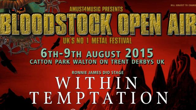 Bloodstock 2015