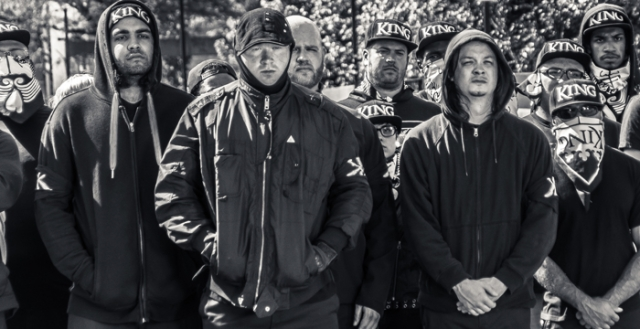 King 810 Band Shot