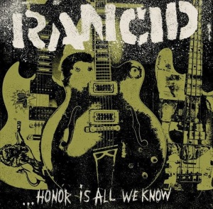 Rancid Album Cover