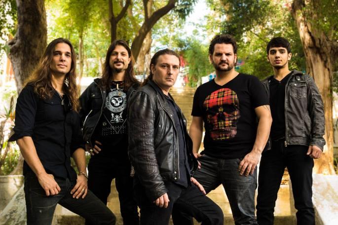 Angra Band Shot