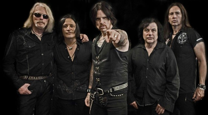 Black Star Riders 2014
