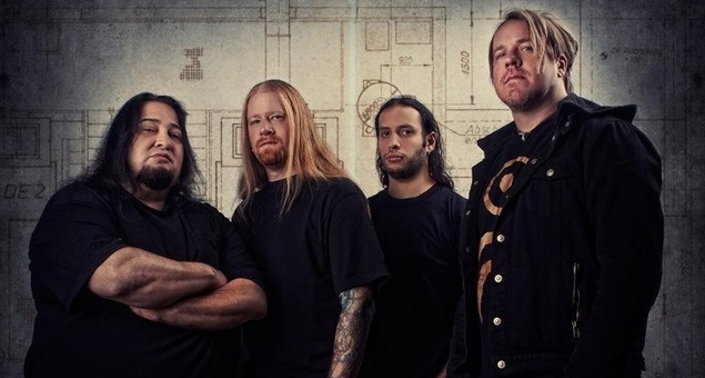 Fear Factory Band Shot