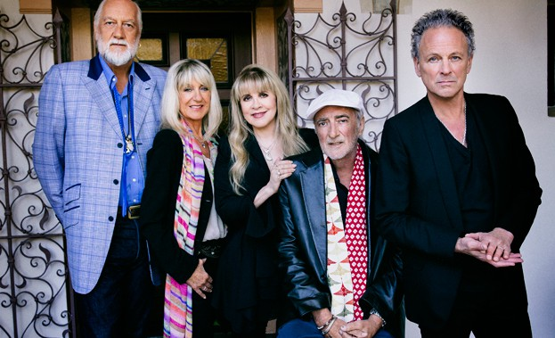 Fleetwood Mac 2014 Reunion