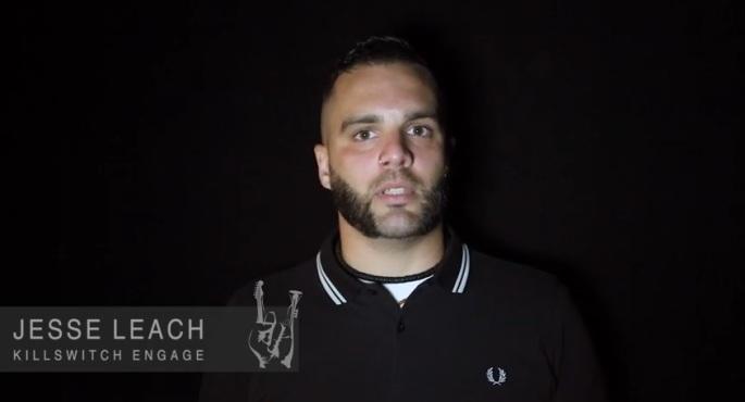 Jesse Leach Killswitch Engage