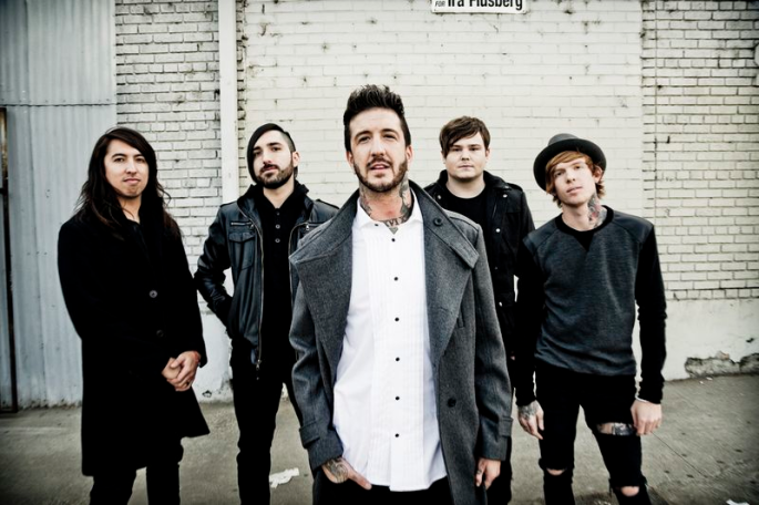 Of Mice And Men band crop