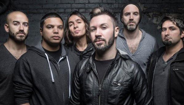 Periphery Band Shot