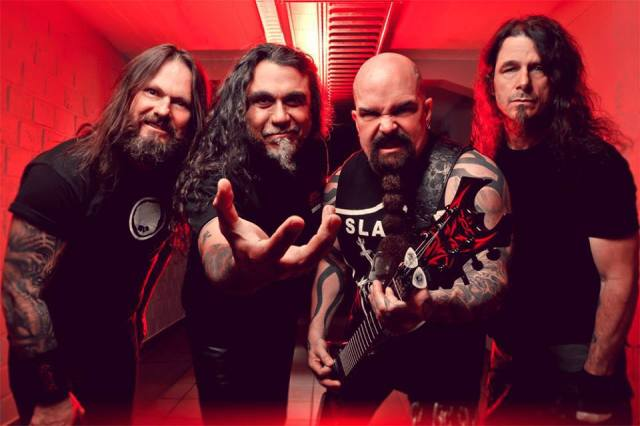 Slayer Band Shot