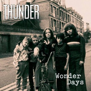Thunder Wonder Days Album Cover