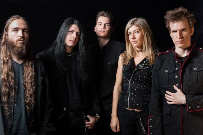 Armageddon band shot