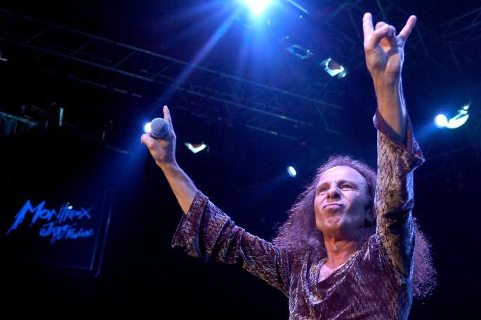 Heavy metal singer Dio dies
