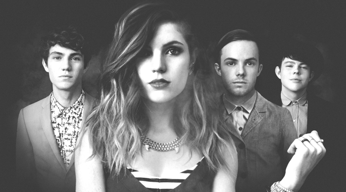 Echosmith Talking Dreams album cover 1500 x 1500-001