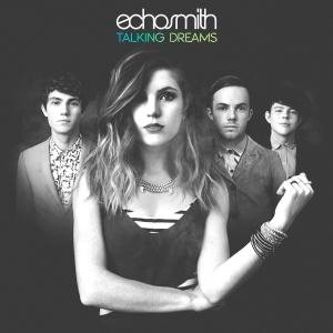 Echosmith Talking Dreams album cover 1500 x 1500