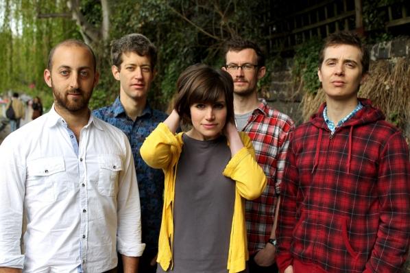 FireflyBurning Band Shot