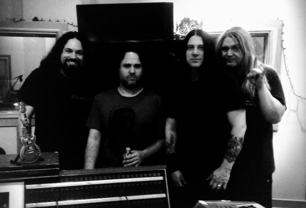 Greg John Mick Reed TTK@Studio606 Photo by TairrieBMurphy